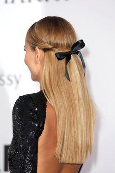 Black bow//