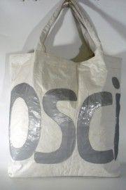 Tassen van zeildoek   Grote handtassen & shoppers   OSCI Tassen