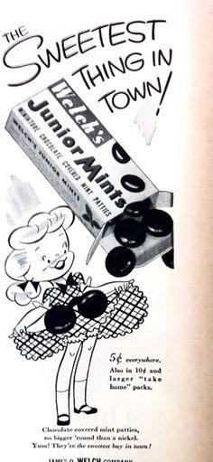 Junior Mints - 1953