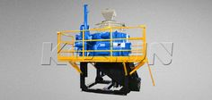 KOSUN VERTI-G cuttings dryer for drilling waste management. http://www.xakx.com/portfolio/vertical-centrifuge/