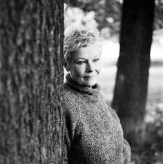 Judi Dench - always inspiring