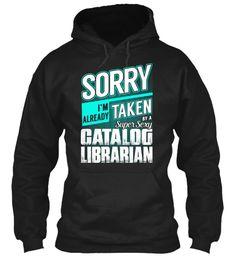 Catalog Librarian - Super Sexy