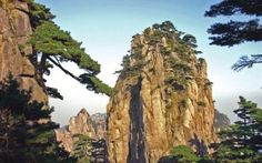 Huangshan chine voyage 300x188 photo