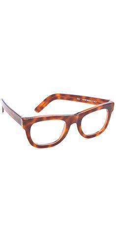 Super Sunglasses Ciccio Glasses   SHOPBOP