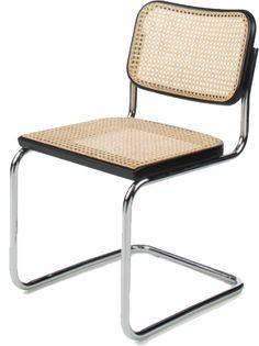 Cesca B32 Chair by Marcel Breuer
