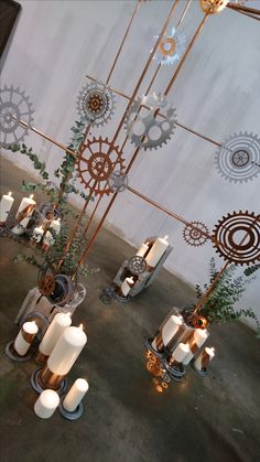 Wedding Ceremony Inspiration- Urban Style -Space Sweetness&Co - Event Decorator decorate an industrial space for a wedding | Wedding decoration ideas