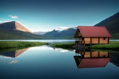 Olafsfjordur, Iceland - imagine the skimming you could do here!