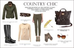 Country Chic - The Oxford Changing Bag
