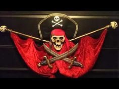 Homemade Pirates of the Caribbean talking skull - YouTube
