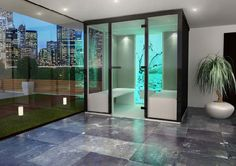 cabine de douche hammam osaka 130 x 100 cm castorama la salle de bain pinterest cabine. Black Bedroom Furniture Sets. Home Design Ideas