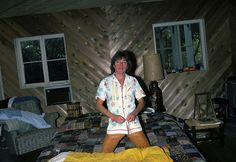 David Cassidy at his home in Los Angeles, California. **EXCLUSIVE** ***Exclusive*** (Photo by Brad Elterman/FilmMagic) David Cassidy, My First Crush, First Love, Tv Icon, Shirley Jones, Star David, Partridge Family, Manhattan New York, Los Angeles Homes