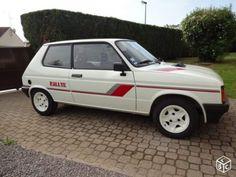 Talbot Samba Rallye de 1983