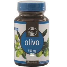 Promociones : OLIVO 500MG 60 COMP NATURMIL