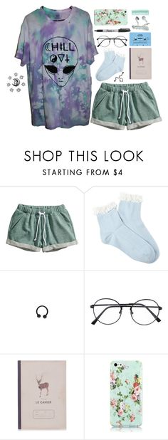 """""""i'm not perfect but i keep trying cause that's what i said i would do from the start"""" by x-whatsername ❤ liked on Polyvore featuring H&M, Forever 21, Katy & June, Sharpie and Retrò"""