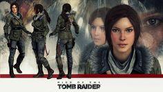 Lara Croft Rise of the Tomb Raider model release by konradM96.deviantart.com on @deviantART
