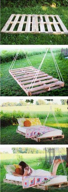 Pallet swing