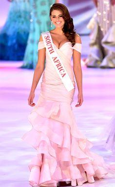 Rolene Strauss, Miss World