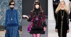 Fashion Week Breaking Trends Fall 2013: Long Pendant Necklaces