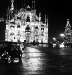 Milano, Duomo di Corrado Marin anni 50