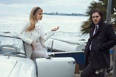 A Fine Romance–Game of Thrones actor Kit Harington joins model Lara Stone for the latest edition of American Vogue in a fashion story lensed by photographer Peter Lindbergh (2b Management). Captured as a couple, Harington and Stone wear complementary styles as they take in picturesque surroundings for quite the romantic getaway.          ...