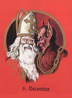 Brandy Zzyzx: Happy St. Nicholas Eve or Krampusnacht depending...