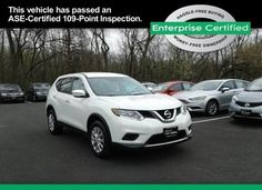 Used 2014 NISSAN Rogue East Hartford, CT, Certified Used Rogue for Sale, 5N1AT2MV6EC819111