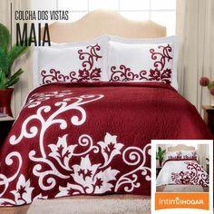 Colcha dos vistas Maia, un toque sofisticado y elegante para la habitación