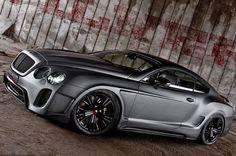 #The unique #Bentley Continental #GT