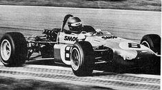 Ronnie Peterson - March 702 Cosworth FVA - Malcolm Guthrie Racing - IV Deutschland Trophäe - II Jim Clark Gedächtnisrennen - 1970 European F2 Championship, Round 2