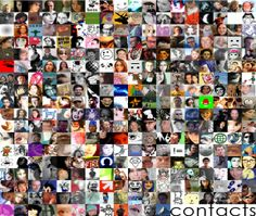 flickr contacts  march 28 2005 notes 300x253 Increase the Traffic to your Blog