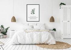 One of the best feelings-juliste Scandi Home, Scandinavian Bedroom, White Bedroom, Feel Good, Bedrooms, Posters, Good Things, Feelings, Design
