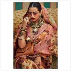 International Fashion Brand Spotlight: Indian Label Sabyasachi | Tom + Lorenzo Sabyasachi, International Fashion, Indian Jewelry, Spotlight, Fashion Brands, Fashion Photography, Women Wear, Sari, Stylists