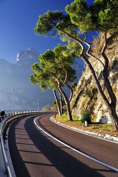 Lago Garda, Italia