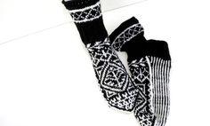 Sokker 39 - 40 Nye, Mars, Gloves, Winter, Fashion, Winter Time, Moda, March, Fashion Styles