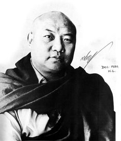 """""""You keep going. That is the bodhisattva's way. As long as it benefits even one being you have to, without any sense of discouragement, go on."""" The 16th Gyalwa Karmapa"""