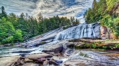 Landscape Photography Gallery - Jesse Adair Photography-High Falls, North Carolina