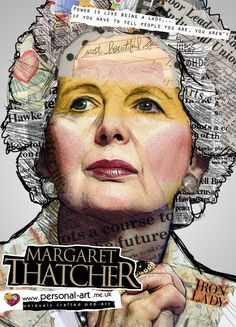 Margaret Thatcher: Power is like being a lady...