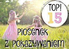 Dzieckiem bądź: TOP 15 piosenek do pokazywania Infant Activities, Preschool Activities, Kids Songs, Music Education, Business For Kids, Kids And Parenting, Kids Playing, Montessori, Kindergarten