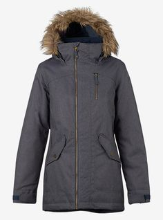 Shop the Burton Hazel Jacket along with more Women's Winter Jackets and Outerwear from Winter 16 at Burton.com