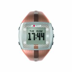 Polar FT4 Heart Rate Monitor Watch. Should also be pinned in shopping but I am pinning here. Choose least expensive option (price varies by color).