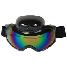 Goggle Hidden Spy Camera with Built In DVR