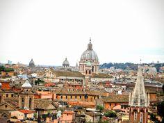 Na Janelinha para ver tudo: Todos caminhos levam a Roma