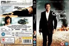 James Bond Quantum Of Solace Capas Dvd, Blu Ray Movies, Modern Dollhouse, Book Shelves, Cd Cover, Mini Books, Doll Houses, James Bond, Lp