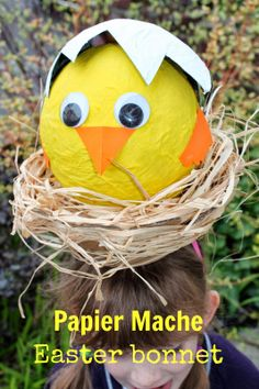 15 Awesome Easter Bonnets For Inspiration – Stay at Home Mum Easter Subday, Easter Ideas, Easter Bonnets For Boys, Easter Hat Parade, Easter Arts And Crafts, Crazy Hat Day, Easter Egg Designs, Easter Celebration, School Events