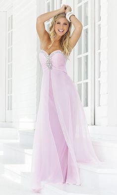 Strapless Sweetheart Dress