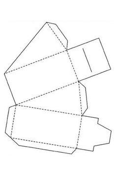 Box template.