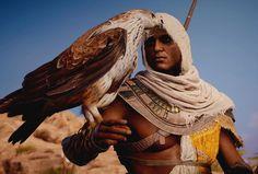 Assassin's Creed Origins, Bayek and Senu