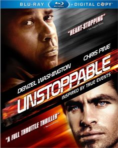 Unstoppable [Blu-ray + Digital Copy] (2010)