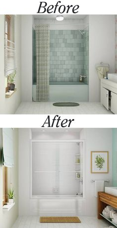 Get A NEW Tub In A Day With Bath Fitter Pinterest Bathtubs Bath - Bathroom in a day
