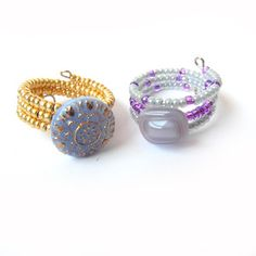 Ketlovaný prstienok Stud Earrings, Diy, Jewelry, Fashion, Do It Yourself, Jewellery Making, Moda, Jewerly, Bricolage